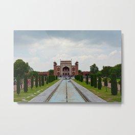 Taj Mahal 2 Metal Print