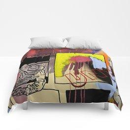 kicking against the kunst Comforters