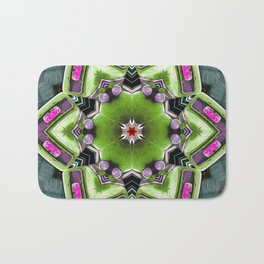 Abstract Auto Artwork Three Bath Mat