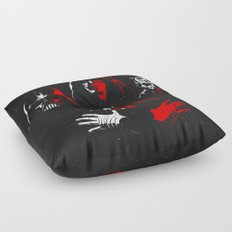 Bohemian Revenge Floor Pillow