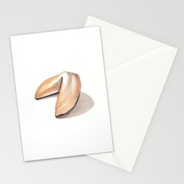 Fortune Cookie Stationery Cards