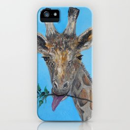 VEGAN iPhone Case