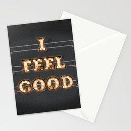 I feel Good Stationery Cards
