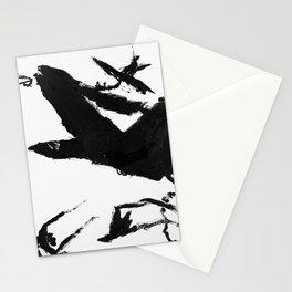 Chopin's Blackbird Stationery Cards