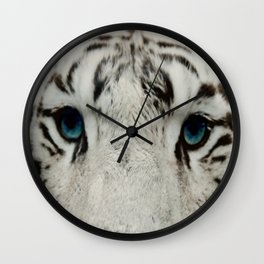 Amur Tiger Wall Clock