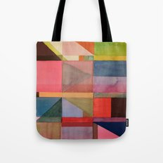 klee words Tote Bag