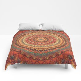 Mandala 392 Comforters