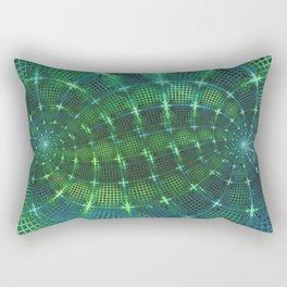 Emerald Dreams Rectangular Pillow