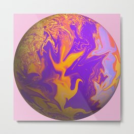 Easter Egg... Metal Print