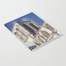 York Minster, England Notebook