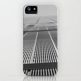 NEW YORK BUILDING.  iPhone Case