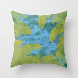 Botanica No. 15 Throw Pillow