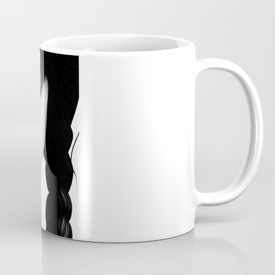 Wakeful Warrior - In Red Mug