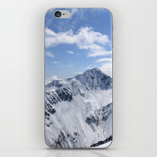 Lowell Point iPhone & iPod Skin