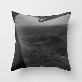 Side Window Throw Pillow