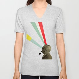 Mind-altering Unisex V-Neck