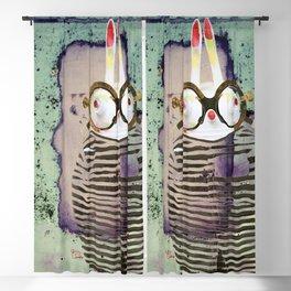 Time Rabbit I Wanna Blackout Curtain