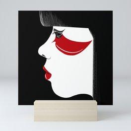 Modern Geisha Mini Art Print