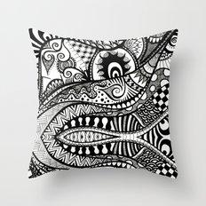 Tangle Throw Pillow