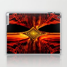 Abstract.Red Flame. Laptop & iPad Skin