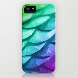 Mermaid Fish Tail iPhone Case