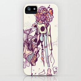 I'm a piece of everything  iPhone Case