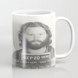 Morrison Mugshot Coffee Mug