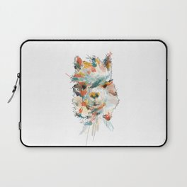 + Watercolor Alpaca + Laptop Sleeve