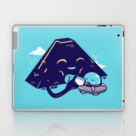 MotherShip Laptop & iPad Skin