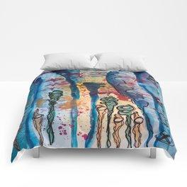 Unidentified Plant Life Comforters