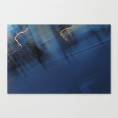Partials. Canvas Print