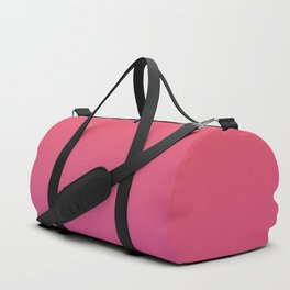 SPECIAL MOMENT - Minimal Plain Soft Mood Color Blend Prints Duffle Bag