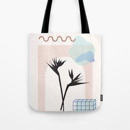 // Royal Gardens 01 Tote Bag