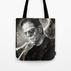Frankenstein's Monster Tote Bag