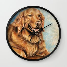 Colonel Bourbon Wall Clock