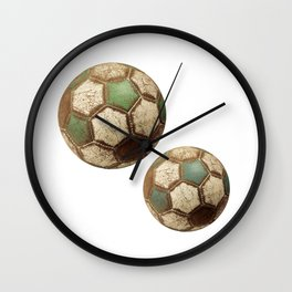 Football Icon Wall Clock