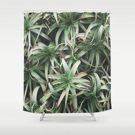 Aloe, mate. Shower Curtain