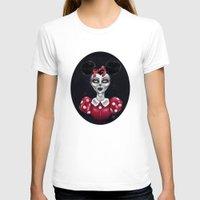 minnie T-shirts featuring Minnie M. by M. Adeline Nef