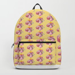 polly (pattern) Backpack