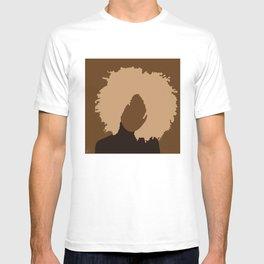 FOR BROWN GIRLS V T-shirt