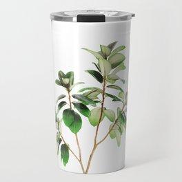 Indian Rubber Tree Travel Mug