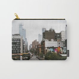 Street travel photography Newyork city, USA Carry-All Pouch