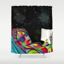 color me your color Shower Curtain