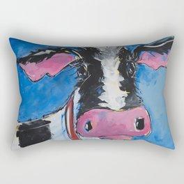 Cattle Call Rectangular Pillow