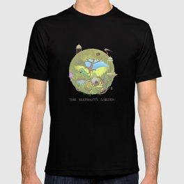 The Elephant's Garden - Version 1 T-shirt