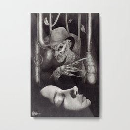 Man of my Dreams Metal Print