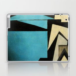 O Homem e a Máquina (The Man and the Machines) Laptop & iPad Skin