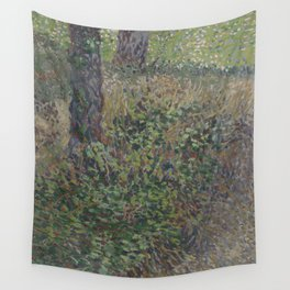 Undergrowth Wall Tapestry