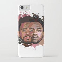 Kendrick Lamar + J Cole iPhone Case