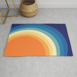 Rainbow Lag Rug